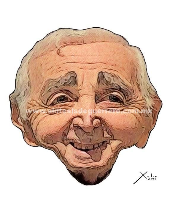 Charles Aznavour, casi inmortal, fallece a los 94 años