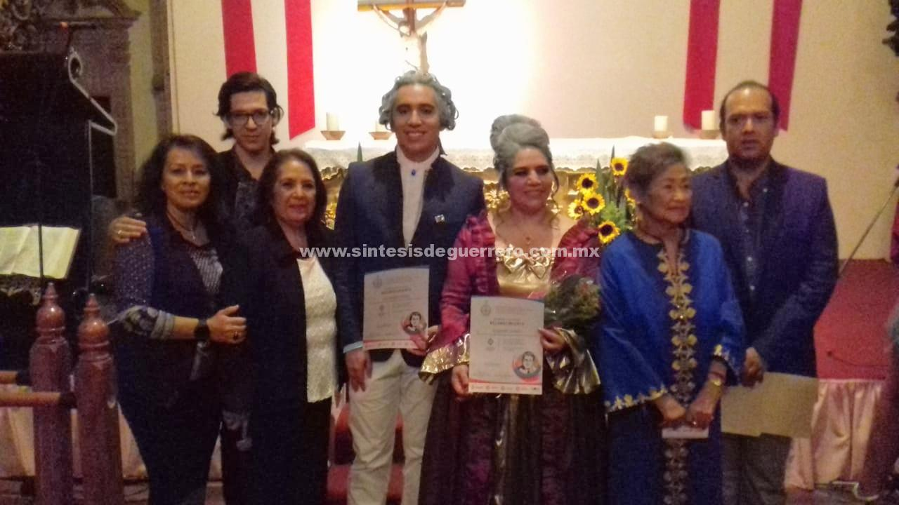Inauguran el 7º  festival de música pupular Raful Krayem en Taxco de Alarcón