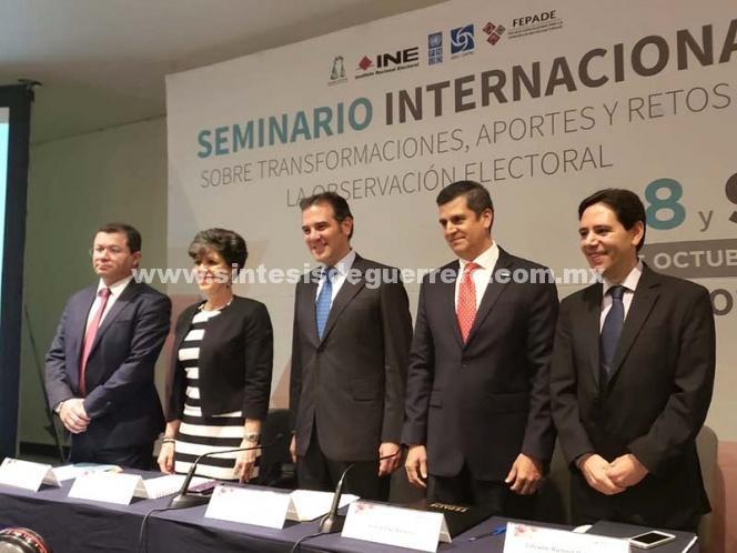 Lista nominal del INE no alcanzó a venderse; aún no hay detenidos