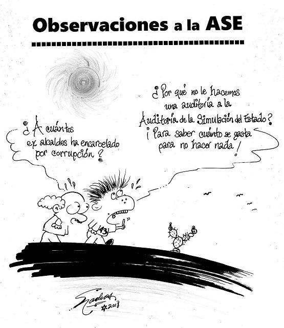 El Cartón de Nacho´s: OBSERVACIONES A LA ASE