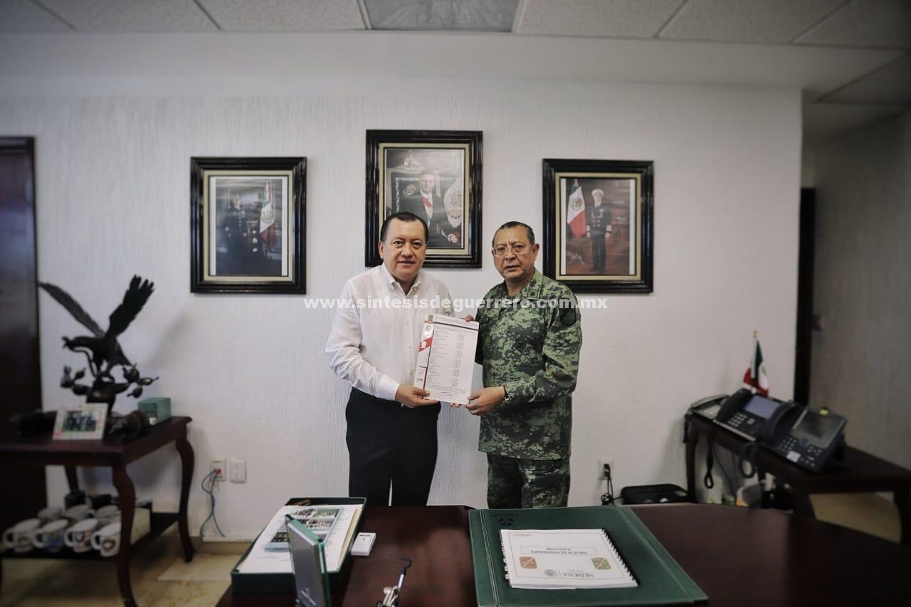 """Recibió un Ayuntamiento """"ahogado en deudas""""; denuncia el alcalde de San Marcos"""