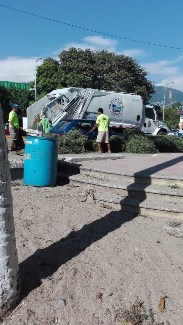 Operativo «Día de Muertos,»  Dirección General de Promotora y Administradora de Playas.