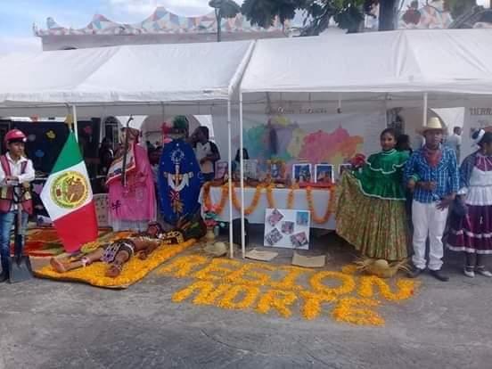 Se lleva a cabo la conmemoración de la erección del Estado de Guerrero en Ayutla