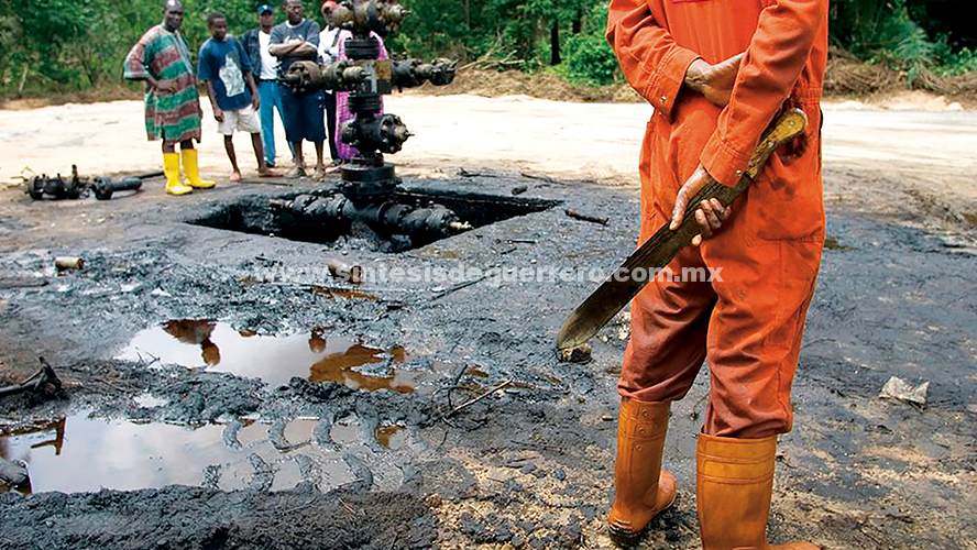 BBW Shell y su intento por limpiar su sucio pasado en Nigeria