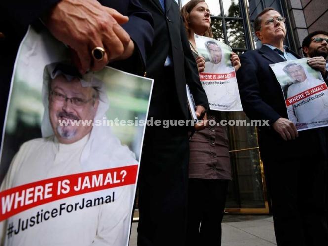 Muere presunto implicado en asesinato de periodista saudí