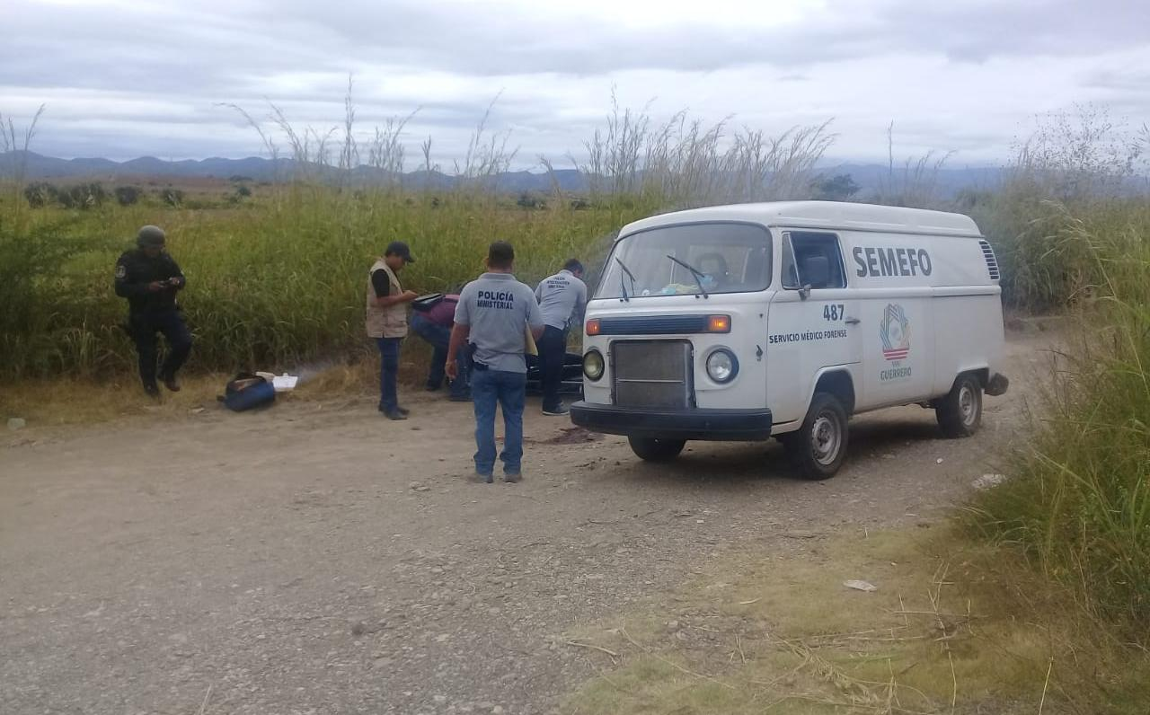 Ejecutan a un hombre en la Iguala-Chilpancingo