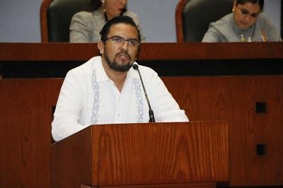 (Video) Propone el diputado Moisés Reyes Sandoval que magistrados del Tribunal Superior de Justicia sean elegidos por por el Consejo de la Judicatura