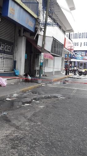 Asesinan a checador de urvan en Acapulco