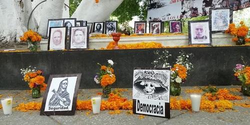 Tener memoria de nuestros muertos, la injusticia y la impunidad en Guerrero: Colectivos de Desaparecidos