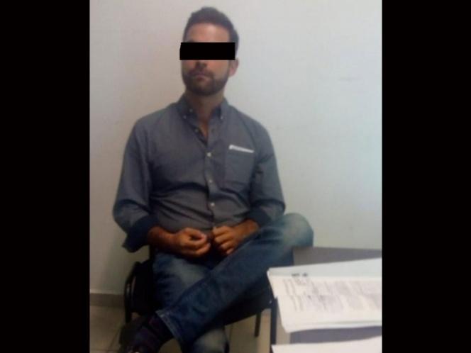 Detienen en Puebla por fraude a Jorge Rivera Zepeda, nieto del empresario automotriz José Carlos Rivera García