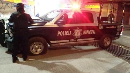 Ataque contra Policía Municipal en Chilapa, deja tres agentes heridos