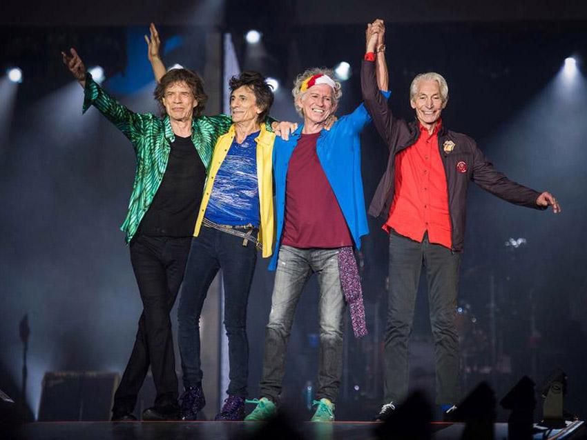 Los incansables The Rolling Stones anuncian gira por EU