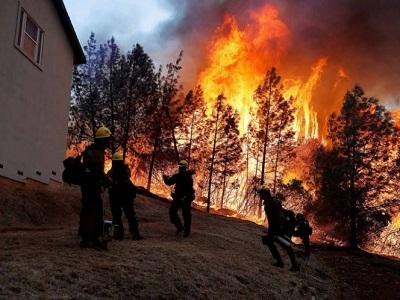 Más de 2 mil hectáreas han sido afectadas por incendios forestales en el municipio de Xochistlahuaca