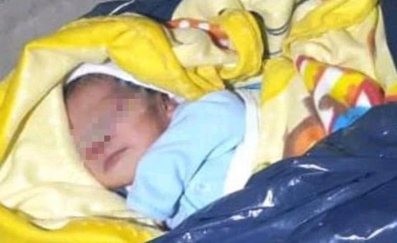 Dejan abandonado a bebé recién nacido, en Tlapa