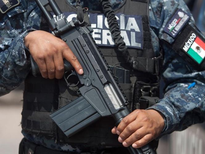Estado asume control de policía de Monterrey