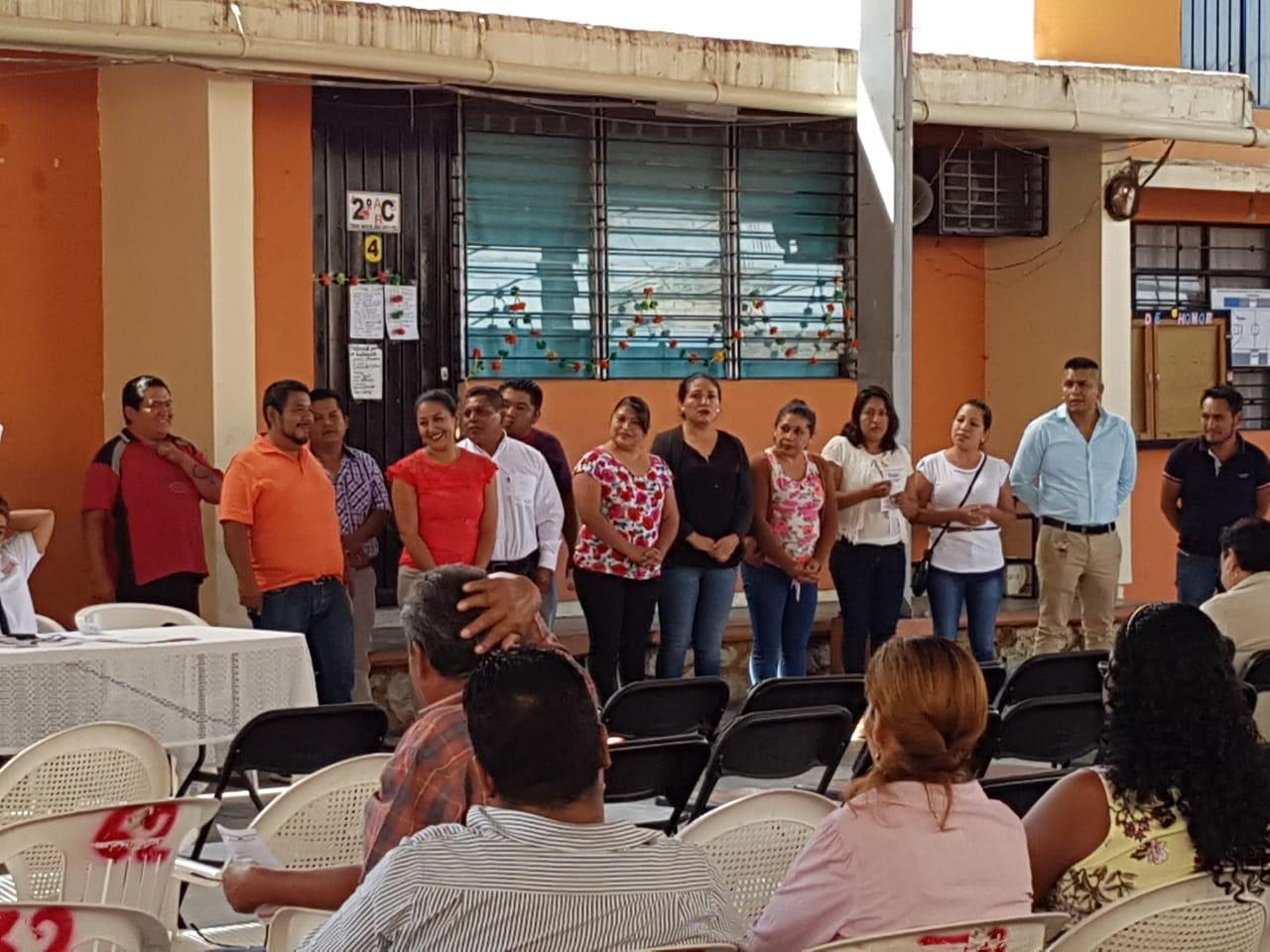 Gana Ceteg a SNTE la Delegación Sindical D-I-(4)-188, en la Montaña Baja