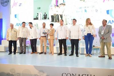 Concluyen actividades de la Convención Anual y EXPO ANEAS Mazatlán 2018