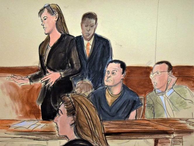 Podría alcanzar cadena perpetua hoy 'El Chapo' en su juicio en EU