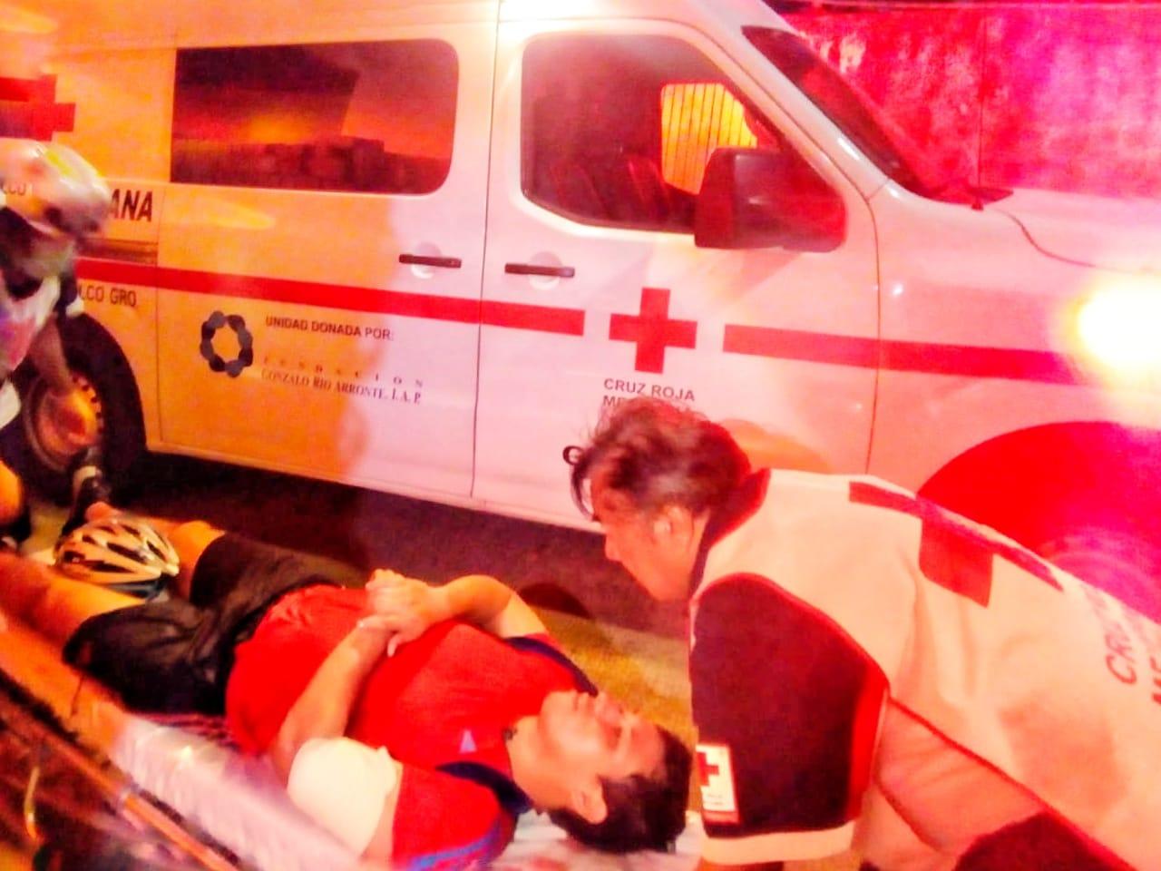 Hieren a un hombre que se resistió a un asalto, en Acapulco