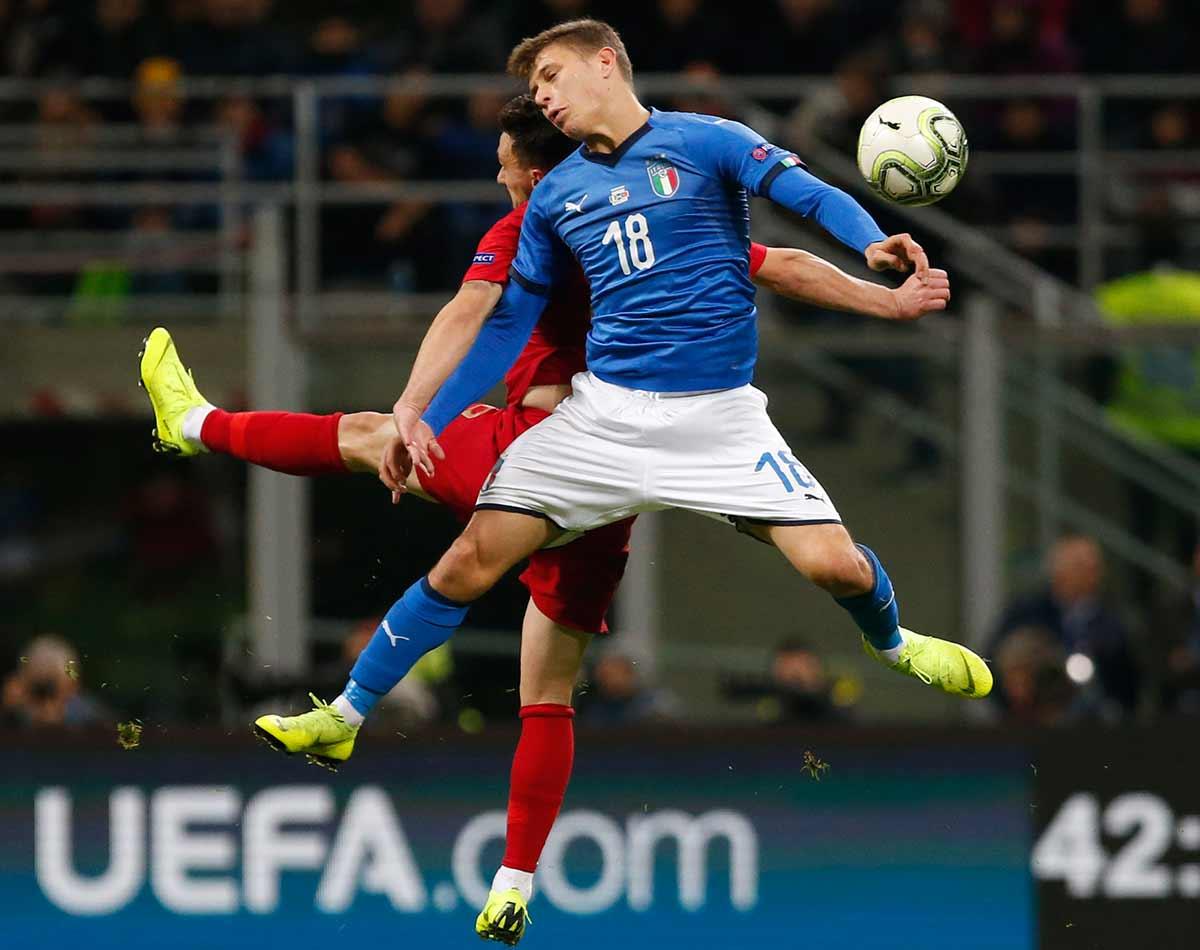 Revive el peleado empate entre Italia y Portugal