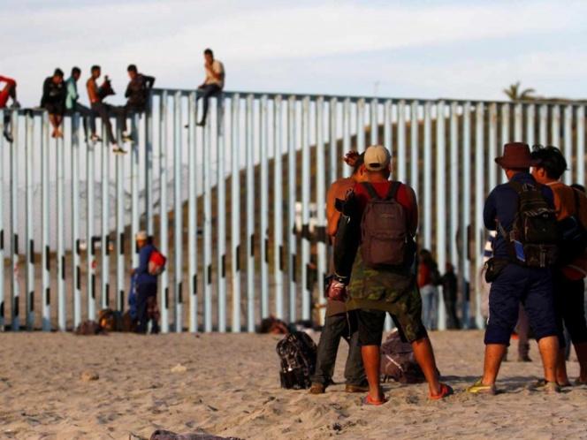 Bloquean medida de Trump para negar asilo a migrantes ilegales