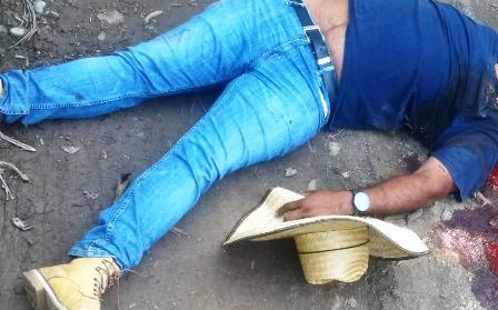 Un muerto y un herido en San Jerònimo
