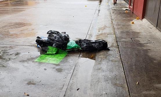 Dejan dos cuerpos desmembrados en Iguala