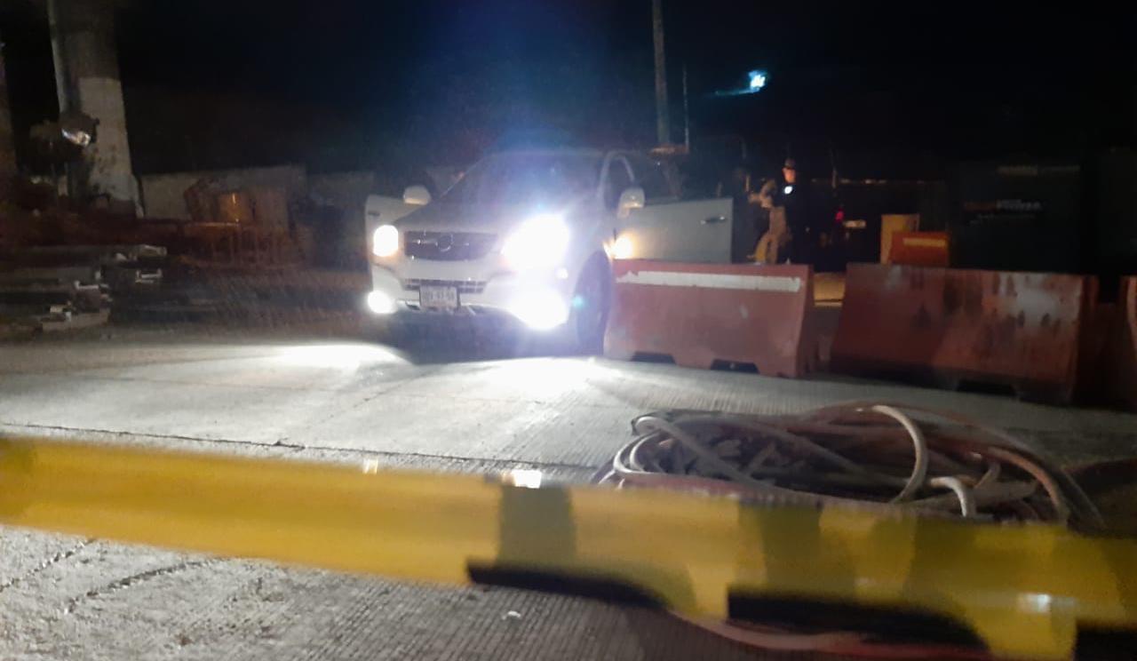 Policía Federal mata a sujeto que intentó robarle su camioneta, en Chilpancingo