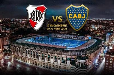 River y Boca definirán la Libertadores en el Bernabéu