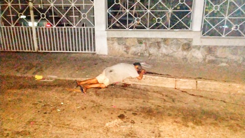 Asesinan a un hombre de 60 años, en Acapulco
