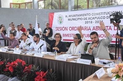 (Video) Encabeza Adela Román Primera Sesión Ordinaria Abierta de Cabildo