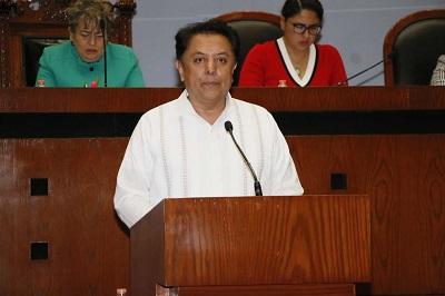 Propone el diputado Pablo Amílcar Sandoval iniciativa de reformas a la Ley de Acceso de la Mujeres a una Vida Libre de Violencia del Estado de Guerrero