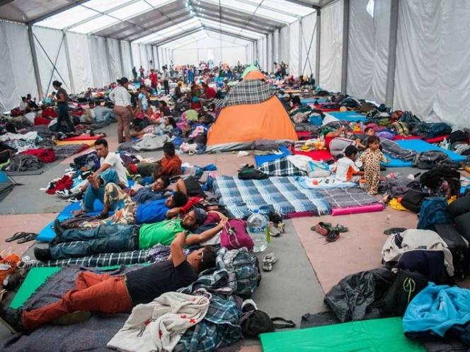 Migrantes rechazaron garantías del gobierno federal: Segob