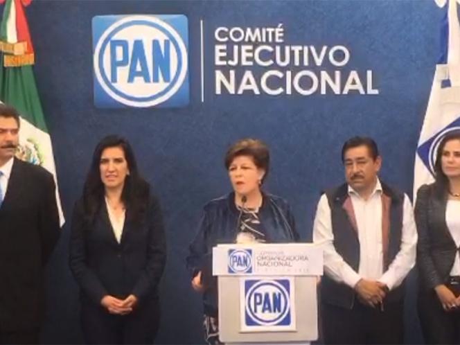 Marko Cortés gana la presidencia del PAN con el 79% de los votos