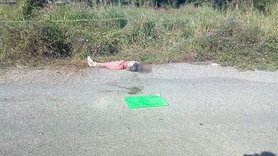 Asesinan a un hombre y dejan el cuerpo cerca de la carretera Acapulco-Zihuatanejo