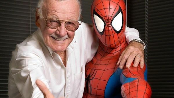Fallece Stan Lee, una leyenda del comic