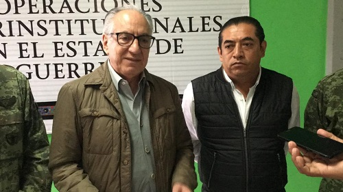 """Escuelas no pueden cerrar antes de tiempo """"sin motivo alguno""""; dice el Secretario de Gobierno en Chilapa"""