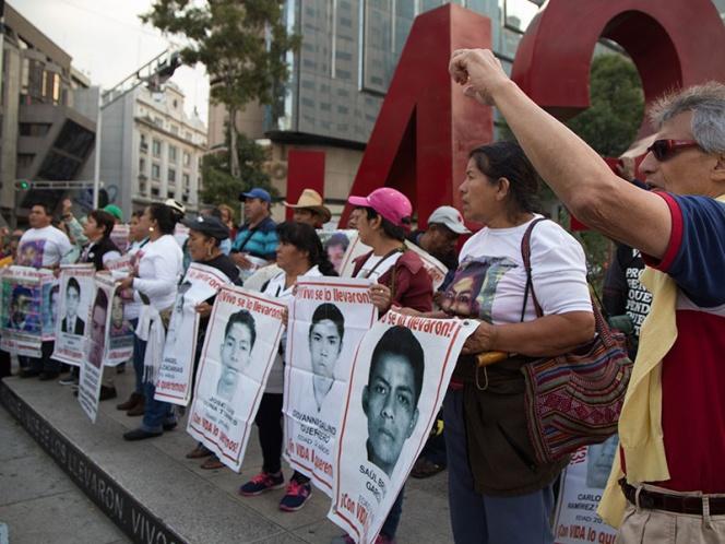 'El Patrón', ordenó y coordinó las acciones contra los normalistas: CNDH