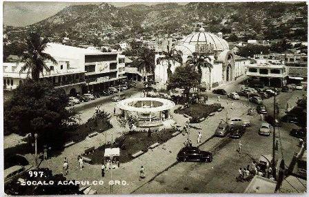Plaza Álvarez. Por la N de Don Juan
