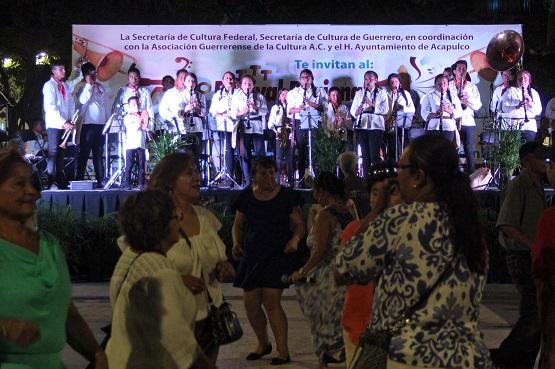 (Video) Acapulco sede del Festival Regional de Bandas Sinfónicas de Música de Viento