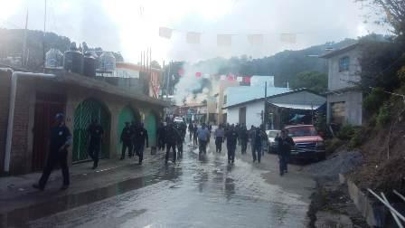A plomo y fuego, autodefensa de Tlacotepec irrumpe en Filo de Caballos