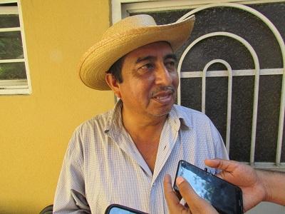 Alcalde de Copalillo pide ayuda al Gobierno Estatal y Federal, para atender a familias desplazadas