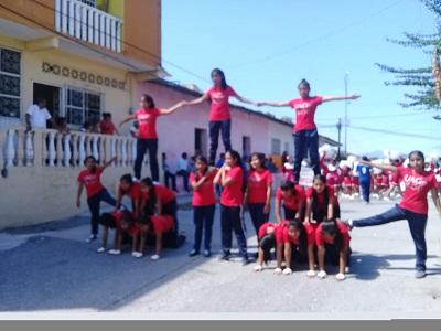 Se lleva a cabo en Ayutla las celebraciones del inicio de la Revolución Mexicana