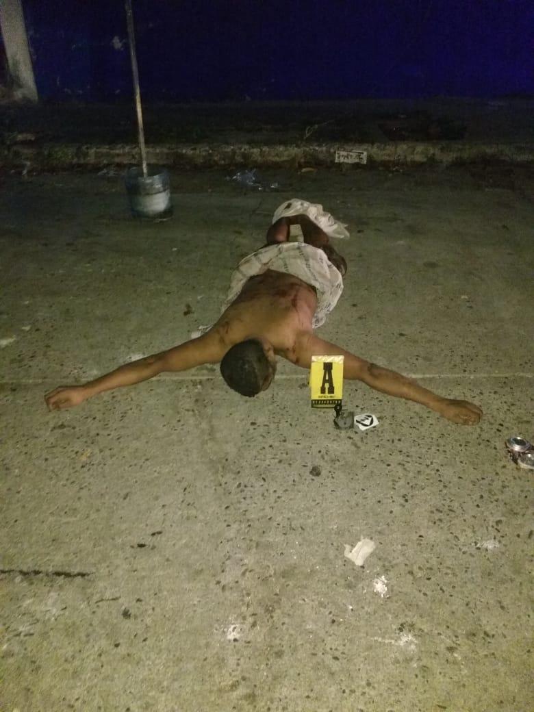 Ejecutan a un hombre en la Progreso de Acapulco