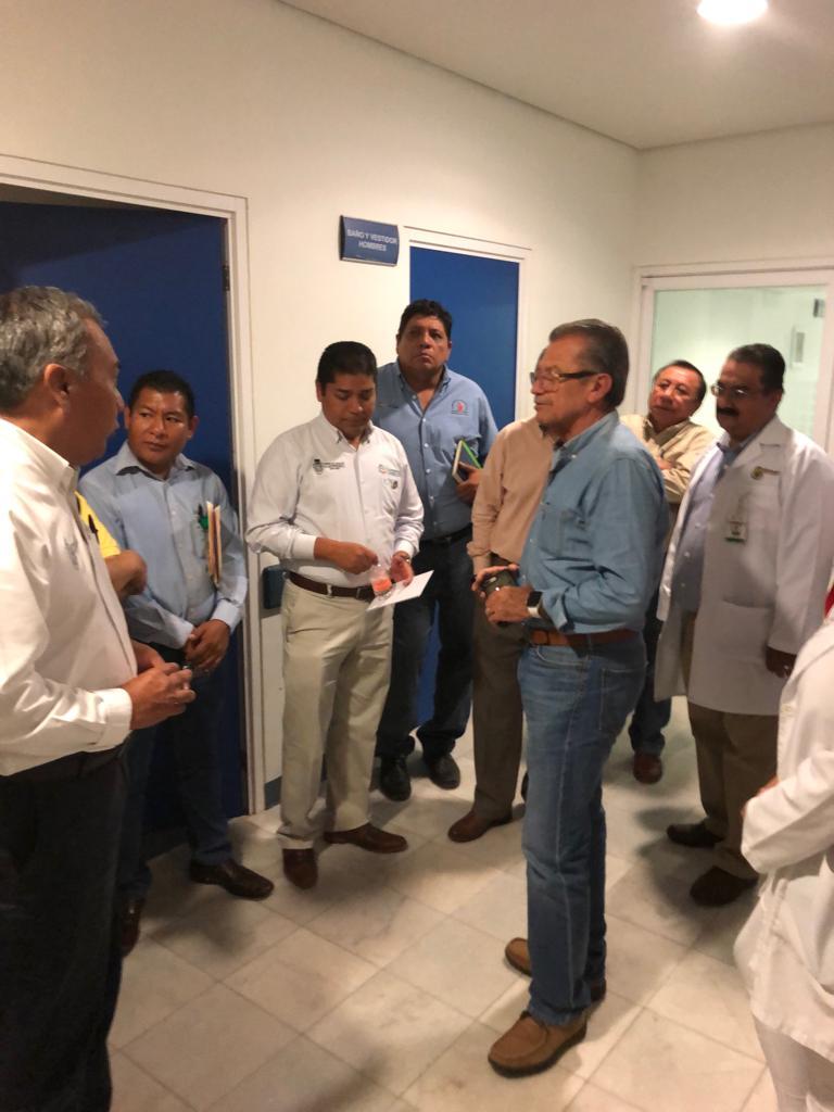 Se reúne De la Peña Pintos con alcaldes de la montaña para formar red de municipios saludables