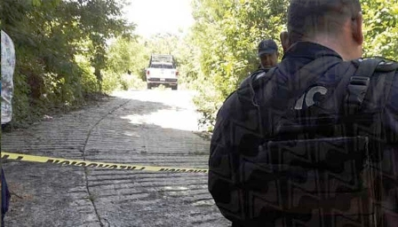 Asesinan a un hombre en zona rural de Acapulco