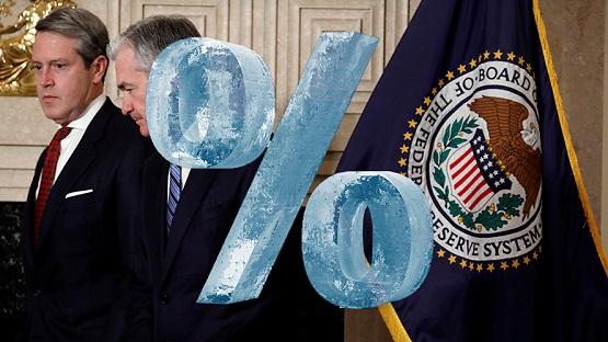 Se 'enfría' expectativa de alza en tasas de la Fed