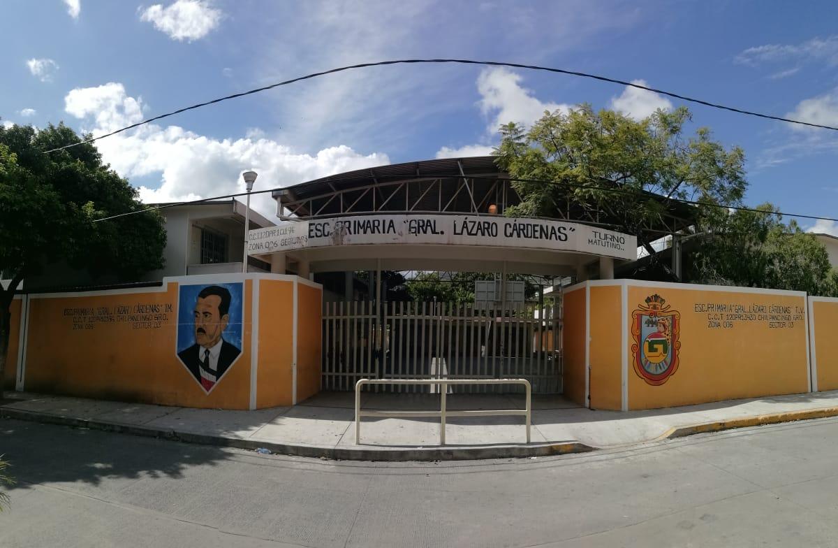 Cierra escuela; más de 300 alumnos sin clases por amenazas de extorsión, en Chilpancingo