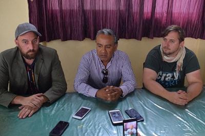Cineastas realizarán película de Ayotzinapa