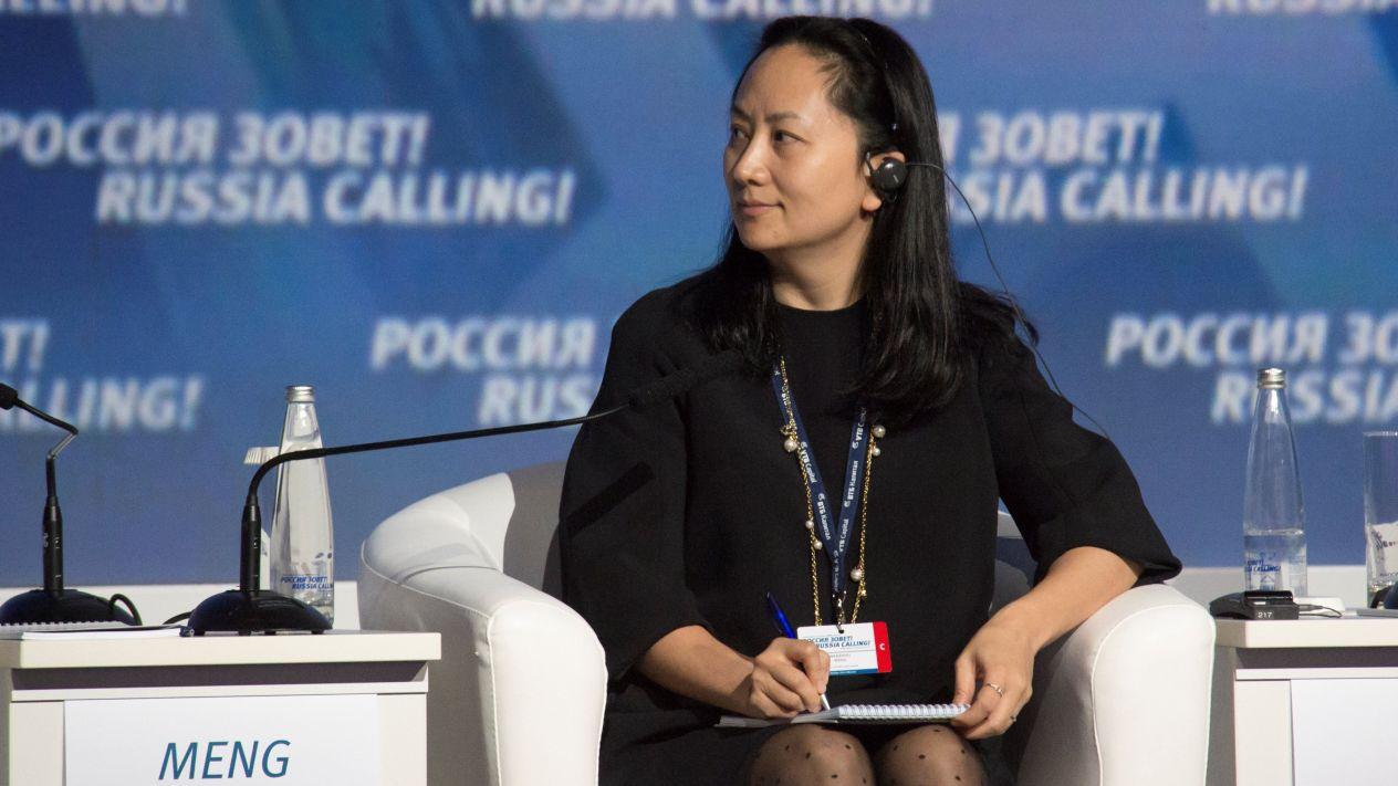 Wanzhou Meng: una figura central de Huawei